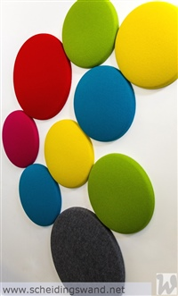 Soften Panel - Rond