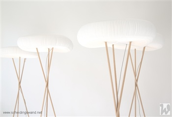 molo floor table cloud soft light